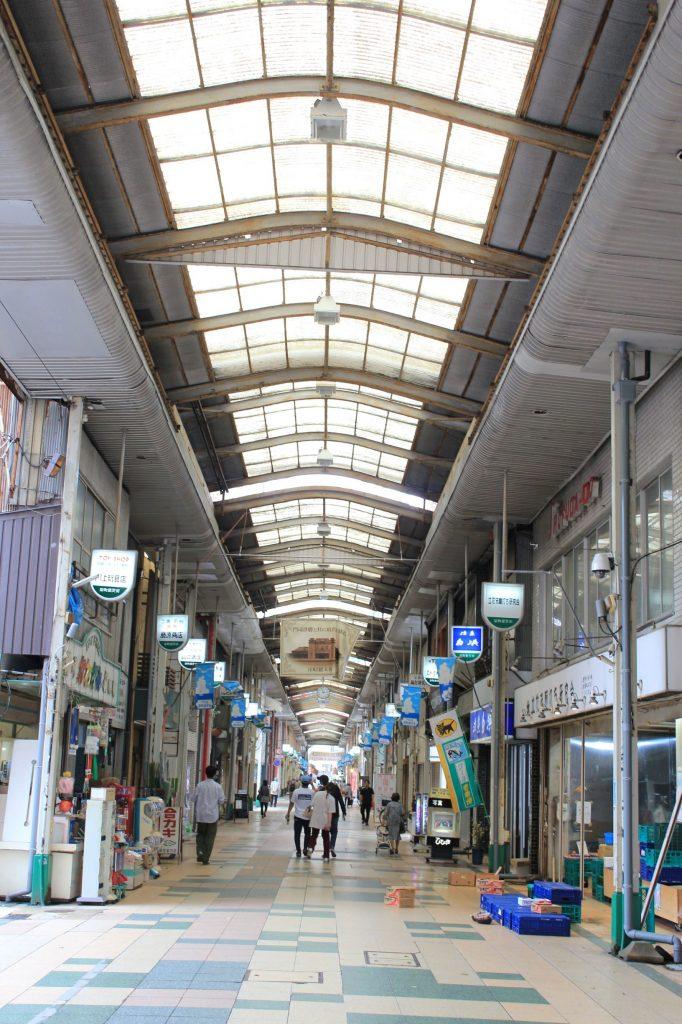 門司港駅~栄町銀天街(栄小路)