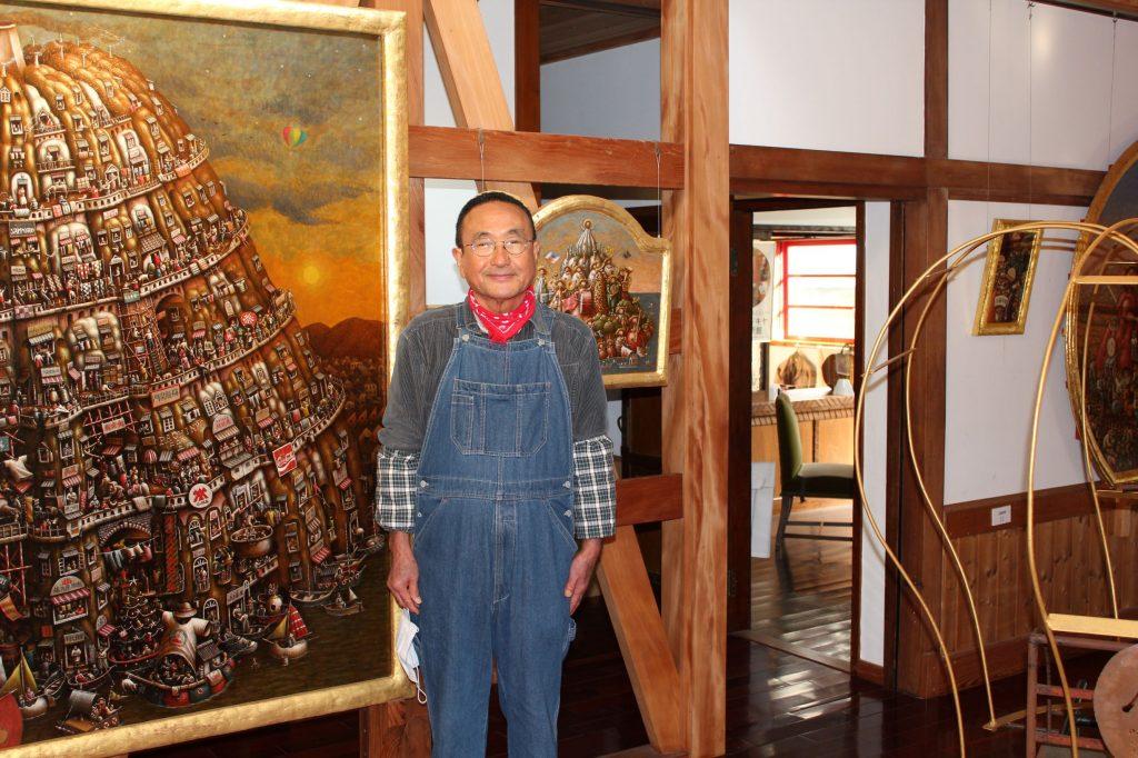 ~門司港の歴史を語るカボチャドキヤ国立美術館、その作品は世界に開かれる~